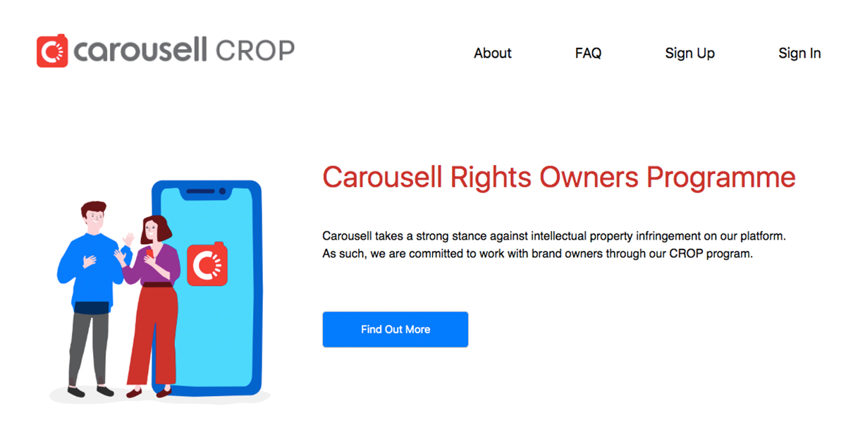 Carousell 'Crops' Out Fakes – Brands Can Now Directly Remove Listings Of Counterfeit Goods