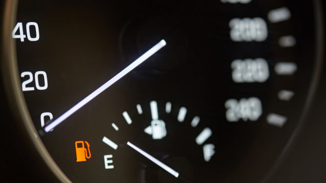 How to Always Know Which Side the Gas Tank is On
