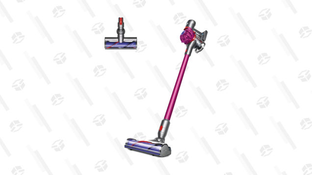 Cut the Cord on Cleaning: Dyson's V7 Origin Is $150 off at Newegg