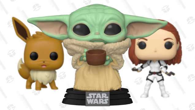 Star Wars, The Simpsons, and More: The Best Funko Pop Deals to Compulsively Amass on Your Desk