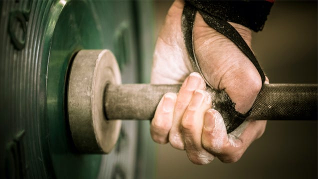 How to Hook Grip a Barbell
