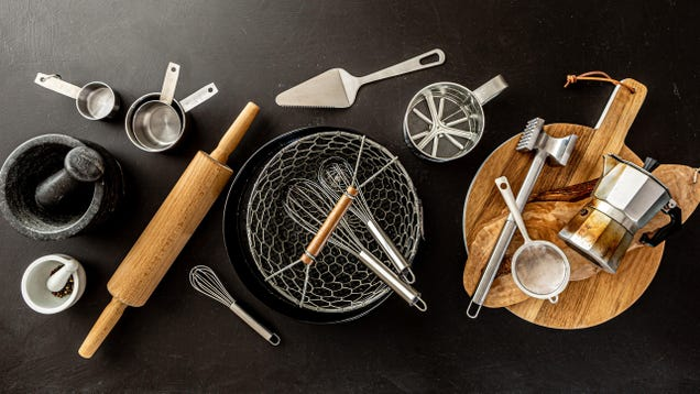 Weed Out Unused Kitchen Tools With the Box Method