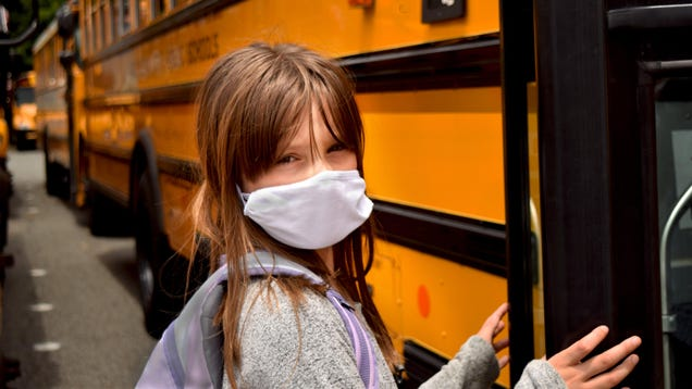 A Lot of Us Should Start Wearing Masks Again, According to the CDC
